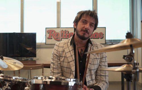 Paolo Ruffini a Rolling Stone