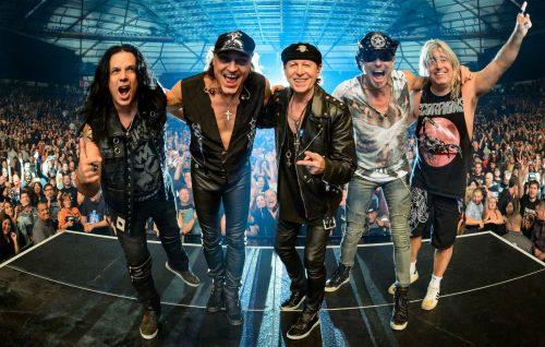 Scorpions: nel tour estivo una data italiana