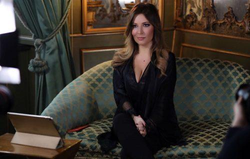 Selvaggia Lucarelli direttore del mondo web di Rolling Stone