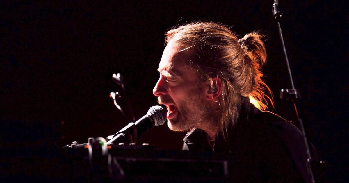 Thom Yorke, la musica di 'Suspiria' live per BBC