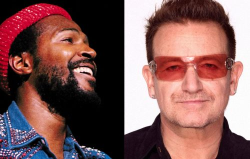 Gli U2 hanno registrato una cover di Marvin Gaye
