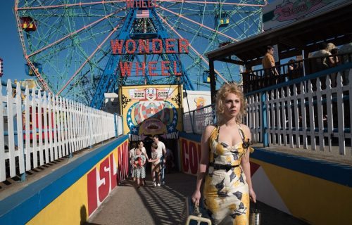 'La ruota delle meraviglie', in anteprima una clip dal nuovo film di Woody Allen