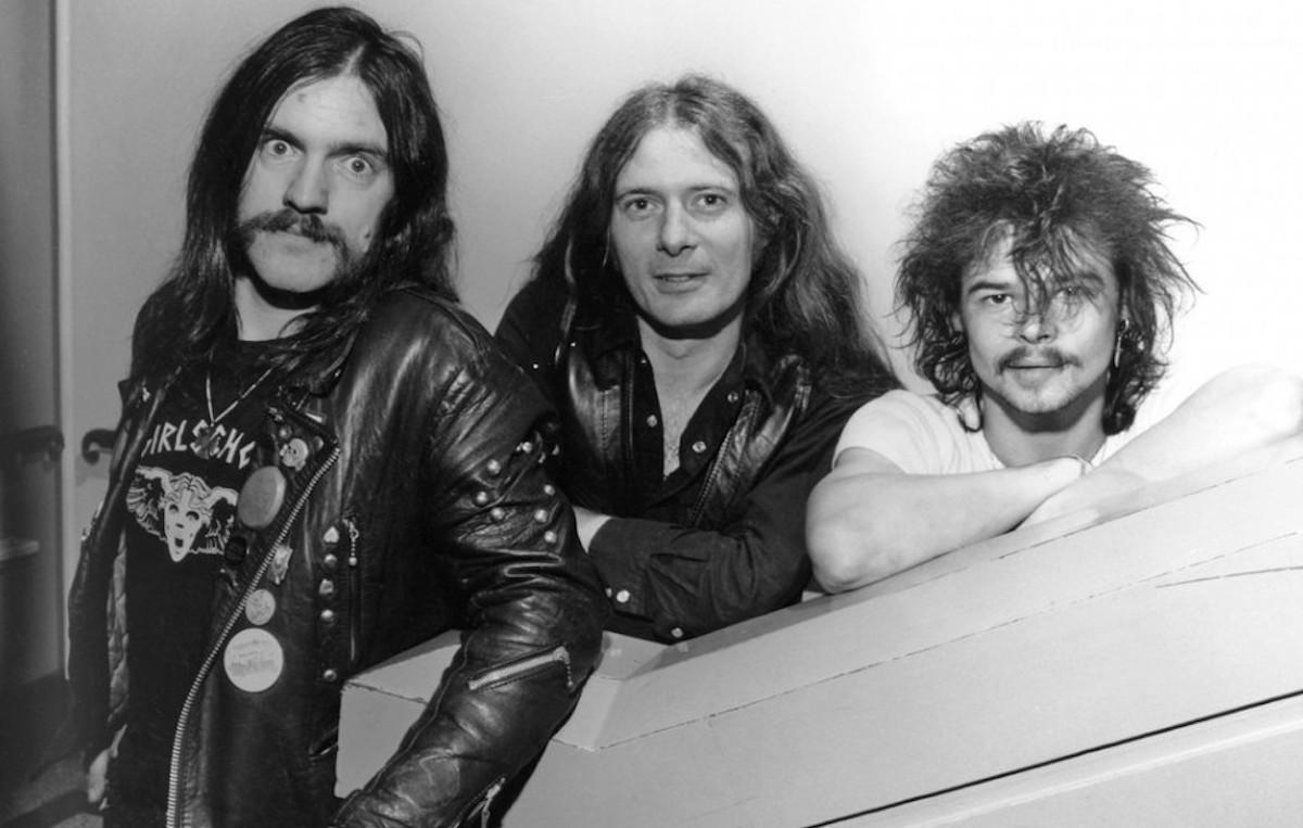 Motorhead, morto il fondatore Eddie Clarke