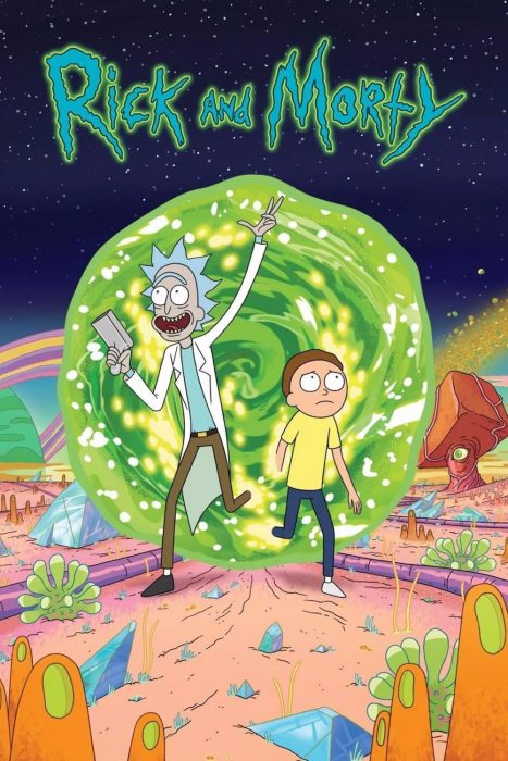 Rick & Morty - Justin Roiland, Dan Harmon