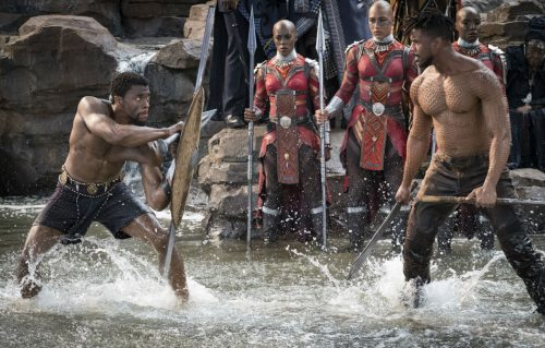 'Black Panther', il primo backstage in esclusiva