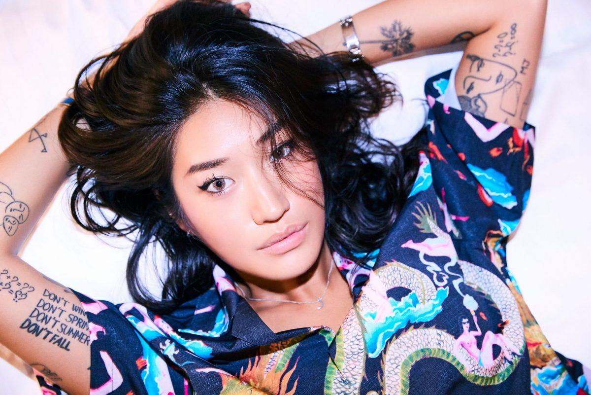 Peggy Gou. Foto di Jungwook Mok