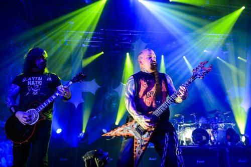 Gli Slayer fanno un bell'inchino: annunciato il tour finale