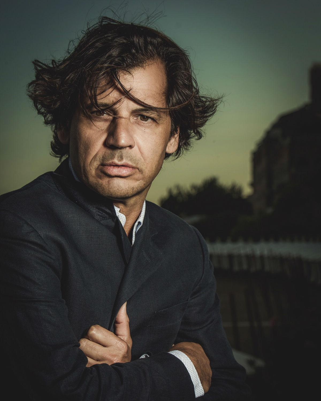 Giampiero Judica scattato da Fabrizio Cestari
