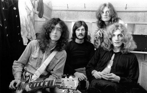 Led Zeppelin, quando la leggenda ebbe inzio