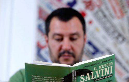 Fontana, Salvini, ho un po' di cose da dirvi