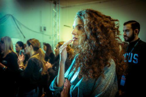 Marianna cimini, una delle giovani designer di Altaroma - Foto di Fabrizio Cestari