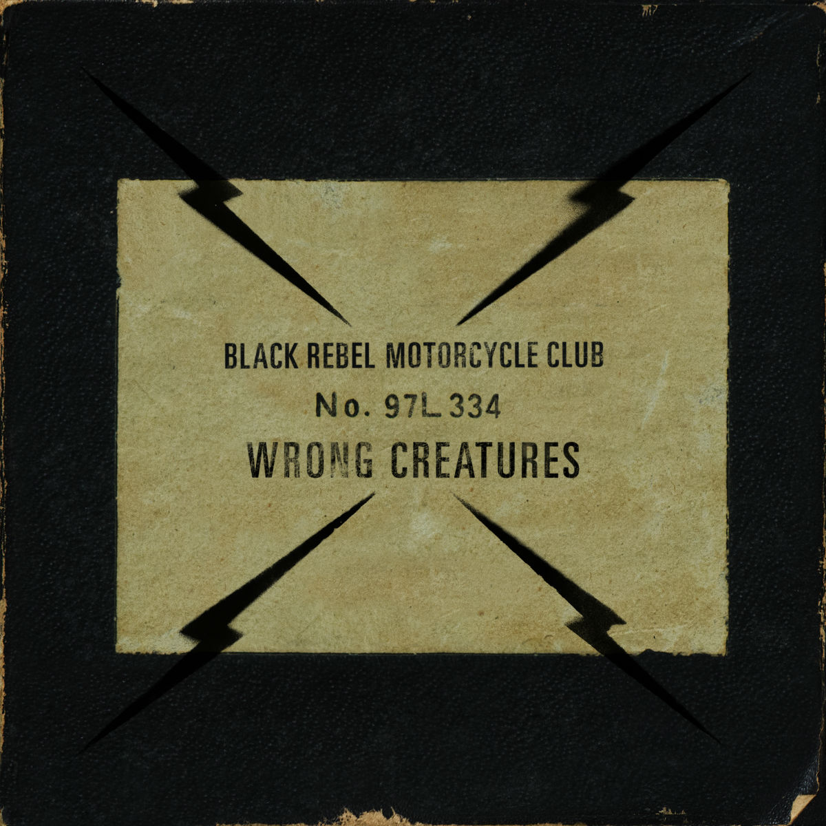 Wrong Creatures - Black Rebel Motorcycle Club