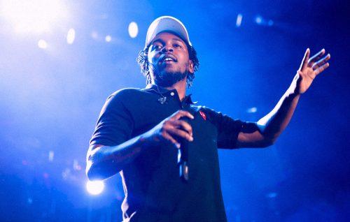 Kendrick Lamar non parla di Trump, ma lui se ne va lo stesso