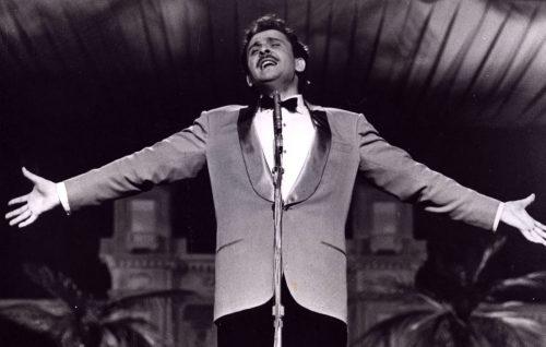 """Domenico Modugno, 90 anni in cinque """"hit"""" dialettali"""