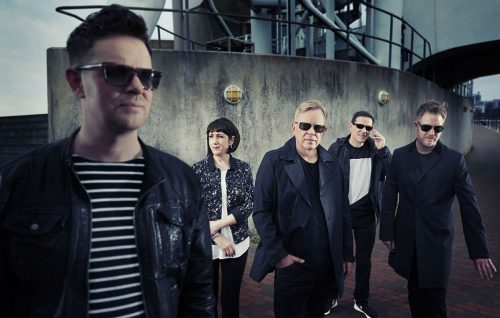 I New Order dal vivo in Italia