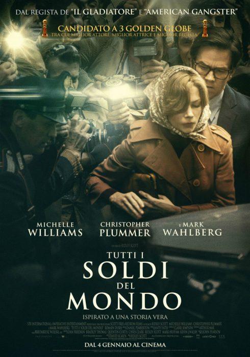 Tutti i soldi del mondo - Ridley Scott