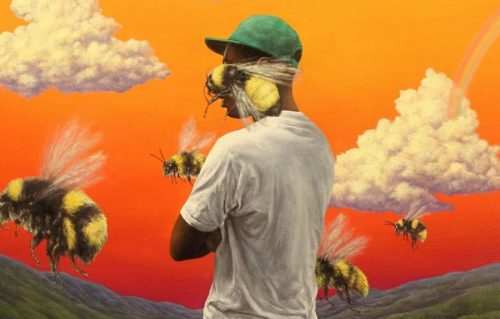 Tyler, the Creator - Foto via Facebook
