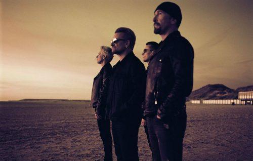 Gli U2 annunciano due date italiane
