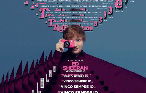 Ed Sheeran sul nuovo numero di Rolling Stone