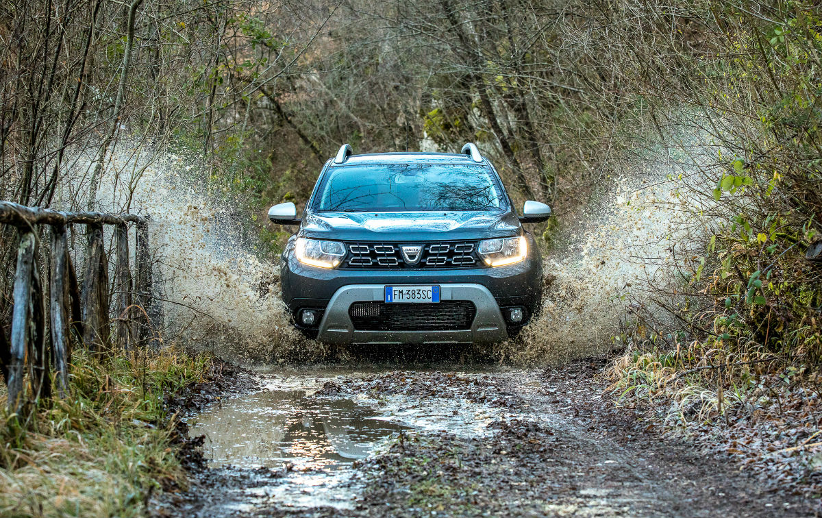 Dacia Duster,