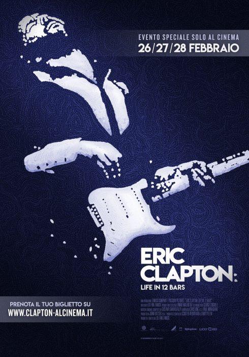 Eric Clapton: Life in 12 Bars - Lili Zanuck