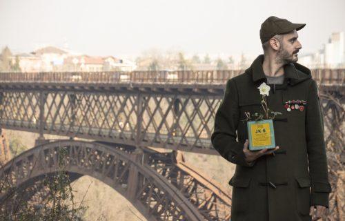 Bonetti, in anteprima il nuovo video 'Correre Forte'