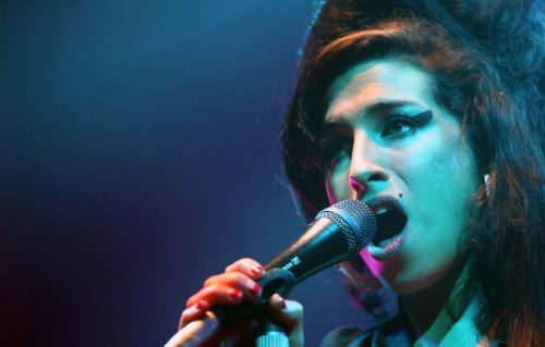 Amy Winehouse, ritrovata una demo registrata a 17 anni