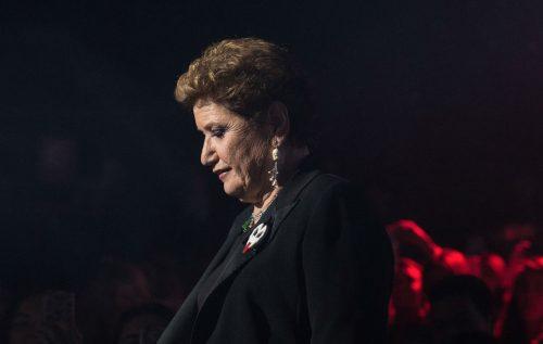 """Mara Maionchi: «Chiedetelo al padre di Valeria Solesin se """"non mi avete fatto niente""""»"""