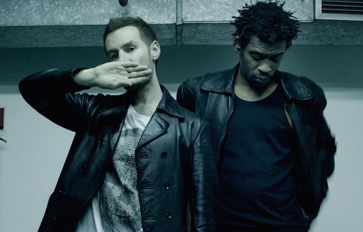 MASSIVE ATTACK: il
