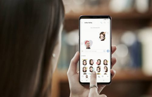 Samsung Galaxy S9 - Emoji - Foto Stampa