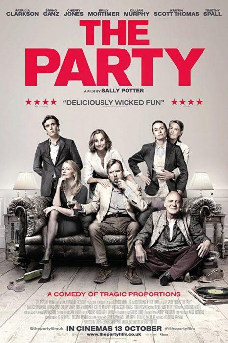 The Party, alla fine la domanda è sempre la stessa: siamo uomini o topi?