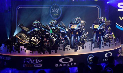 """Una """"gita"""" con i piloti dello Sky Racing Team VR46"""
