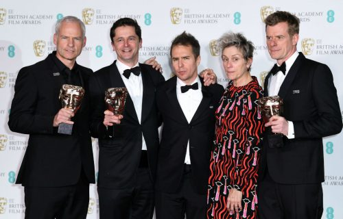Cosa è successo ai Bafta, gli Oscar inglesi