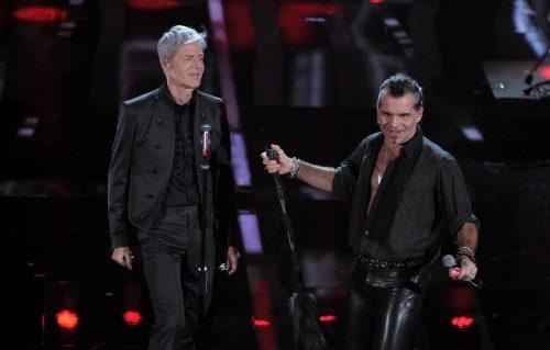 Sanremo 2018, le pagelle: gli inutili vocalizzi di Skin e un grande Pelù