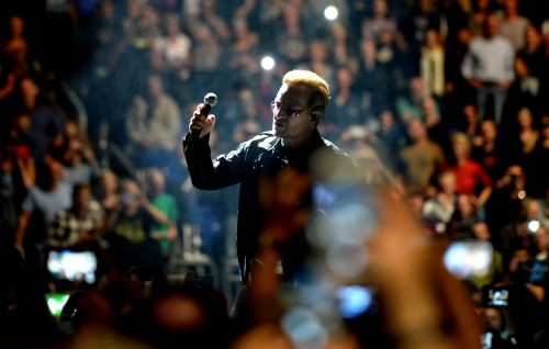 Chris Martin racconta gli U2
