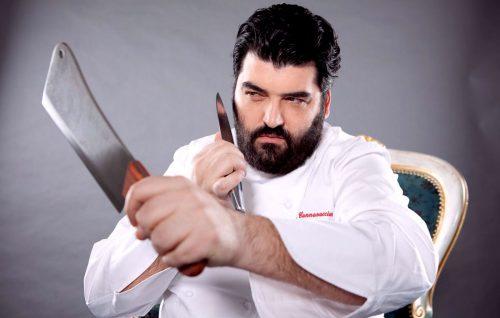 Cannavacciuolo: «Chef Rubio prima di parlare di stelle magari ne deve prendere una»