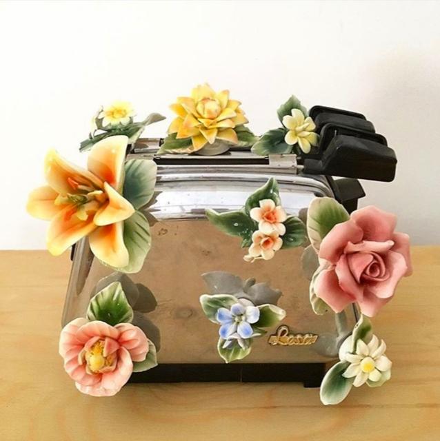 I fiori magnetici