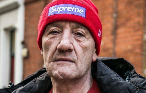 Il fruttarolo icona che veste solo Supreme