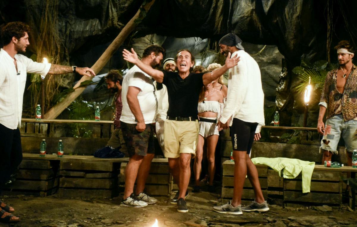 L'Isola dei Famosi 2018: fuori Franco, Paola o Gaspare?