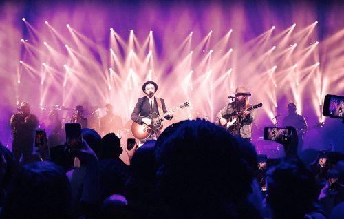 Noi 300 fortunati al Secret Show di Justin Timberlake
