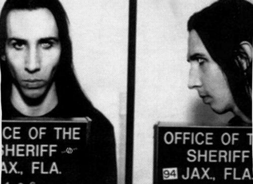Tutte le volte che hanno arrestato Marilyn Manson