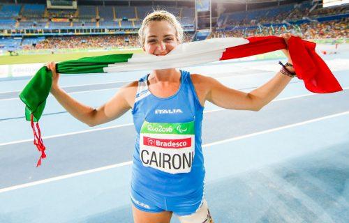 Martina Caironi: «La disabilità non esiste, se ti danno gli strumenti per superarla»