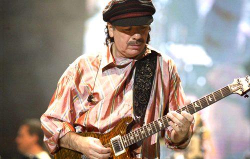Carlos Santana, il Divination Tour arriva in Italia
