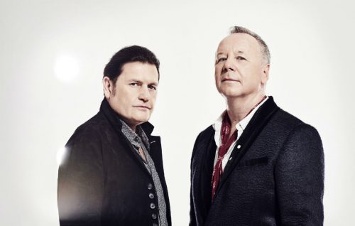 Simple Minds: «Negli anni '80 era tutto iconico, grandioso»