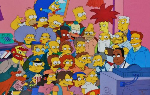 Come voteranno i Simpson alle elezioni