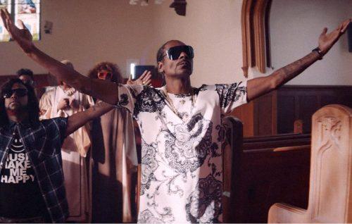Snoop Dogg pubblicherà un doppio album gospel