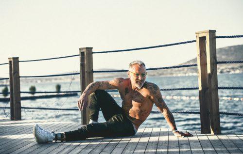 Gianluca Vacchi: «Ho pochi hater ma ce li ho tutti in Italia»