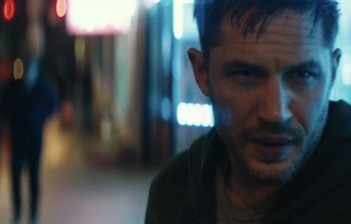 'Venom', Tom Hardy è Eddie Brock nel primo trailer del film