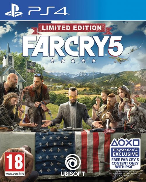 Far Cry 5 - Ubisoft