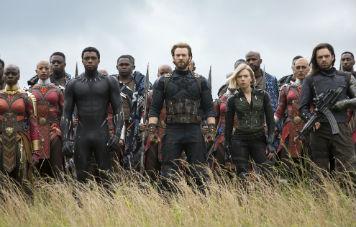Gli Avengers sul nuovo numero di Rolling Stone in edicola